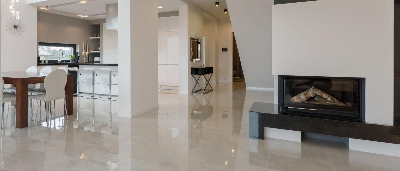 Cristallisation sol marbre